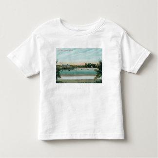 View of Lake MerrittOakland, CA Toddler T-shirt