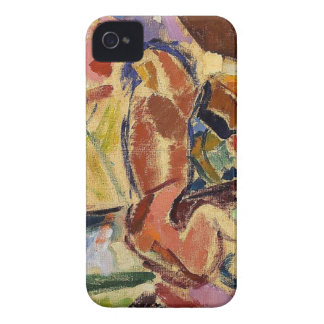 View of Langelinie (untitled verso?) by Edvard iPhone 4 Case