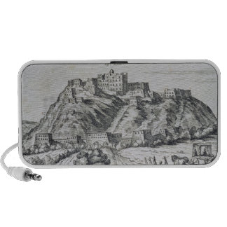 View of Lhasa, capital of Tibet Laptop Speakers