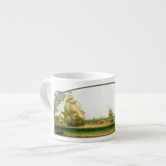 View of Liverpool - Espresso Mug
