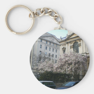 View of London Keychain