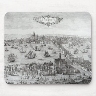 View of London Mouse Pad