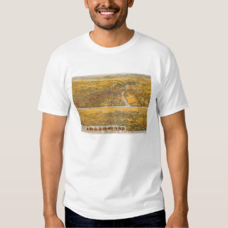 View Of Los Angeles, 1894 Shirt