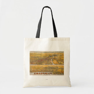 View Of Los Angeles, 1894 Tote Bag