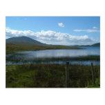 View Of Lough Inga Postcard