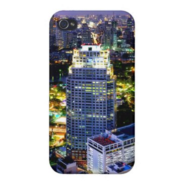View of Lumphini Park Case For iPhone 4