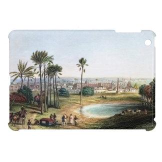 View of Madras 19th Century iPad Mini Cover