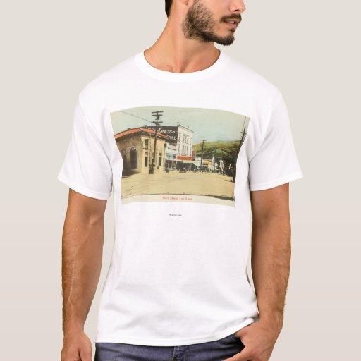View of Main StreetLos Gatos, CA T-Shirt