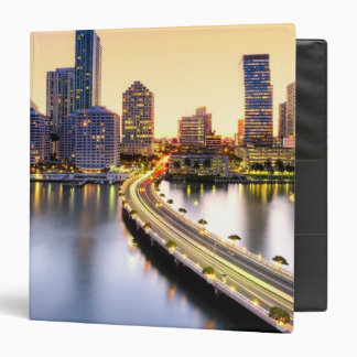 View of Mandarin Oriental Miami with reflection Binder