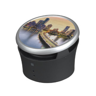 View of Mandarin Oriental Miami with reflection Bluetooth Speaker
