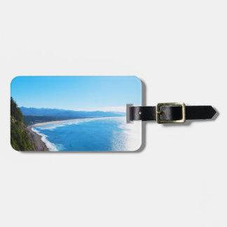 View of Manzanita Beach, Oregon Coast Bag Tag