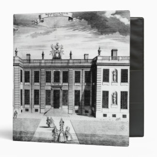 View of Marlborough House in Pall Mall Binder