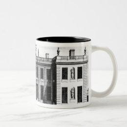 View of Marlborough House in Pall Mall Two-Tone Coffee Mug