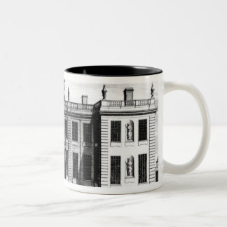 View of Marlborough House in Pall Mall Two-Tone Coffee Mug
