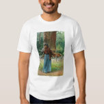 View of Mary of the Yosemite Natives Carrying T-Shirt