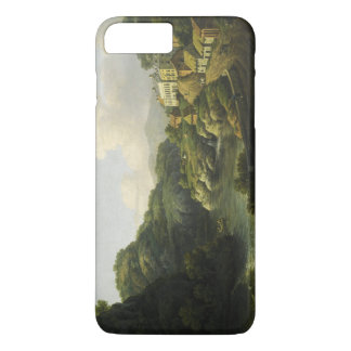 View of Matlock Bath by William Marlow iPhone 8 Plus/7 Plus Case