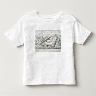 View of Mecca, from 'Entwurf einer historischen Ar T Shirt