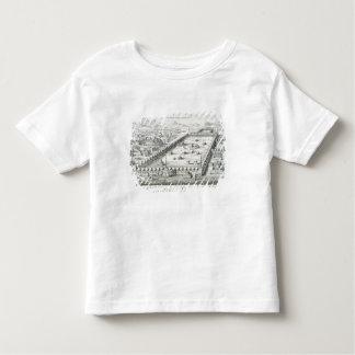 View of Mecca, from 'Entwurf einer historischen Ar Toddler T-shirt