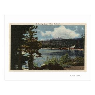 View of Meeks Bay Postcard