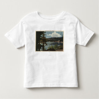 View of Meeks Bay Toddler T-shirt
