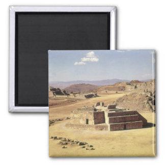 View of Mound J, built c.200 BC Magnet