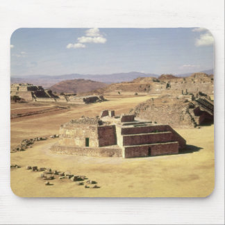 View of Mound J, built c.200 BC Mouse Pad