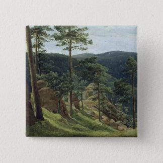 View of Mount Brocken, 1829 Button