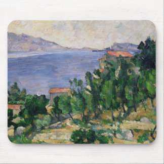 View of Mount Marseilleveyre and the Isle Mouse Pad