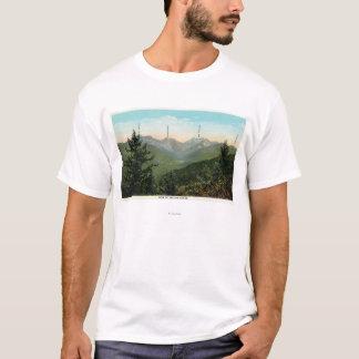 View of Mt. Marcy, Saddleback, Sawtooth T-Shirt