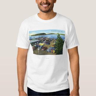 View of Municipal Pier Tee Shirt