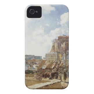 View of Naples by Rudolf von Alt Case-Mate iPhone 4 Case