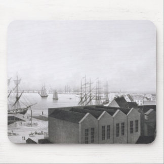 View of New Orleans taken from the Lower Cotton Pr Mouse Pad