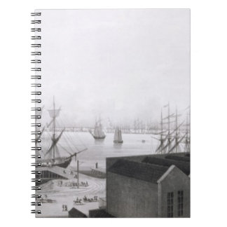 View of New Orleans taken from the Lower Cotton Pr Note Book