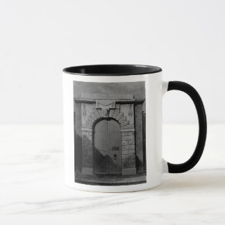 View of Newgate Mug