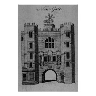 View of Newgate Poster