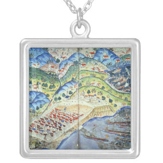 View of Nice, from the 'Suleymanname' Custom Necklace