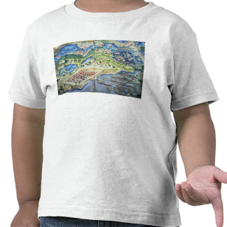 View of Nice, from the 'Suleymanname' T Shirt