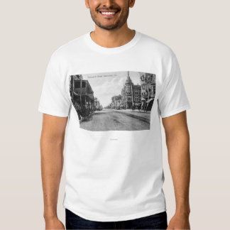 View of Nineteenth Street # 2Bakersfield, CA T Shirts