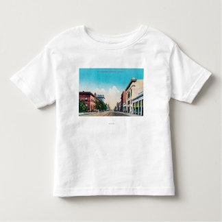 View of Nineteenth StreetBakersfield, CA Tee Shirt