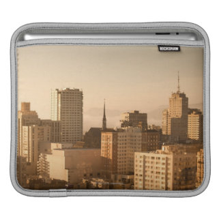 View of Nob Hill in San Francisco, with the fog Sleeve For iPads