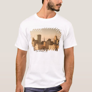 View of Nob Hill in San Francisco, with the fog T-Shirt