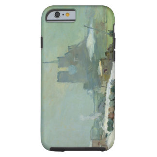 View of Notre Dame 1894 oil on canvas iPhone 6 Case