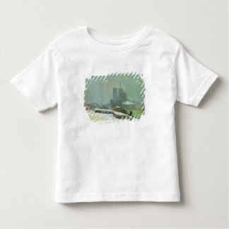 View of Notre Dame, 1894 (oil on canvas) Toddler T-shirt