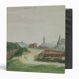 View of Nuremberg, 1496-97 Binder