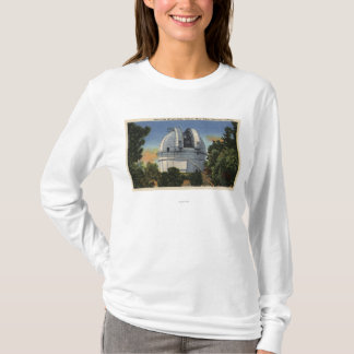 View of Observatory & Telescope Dome T-Shirt
