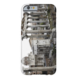 View of old ruin barely there iPhone 6 case