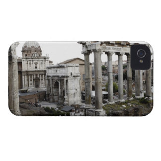 View of old ruin iPhone 4 case