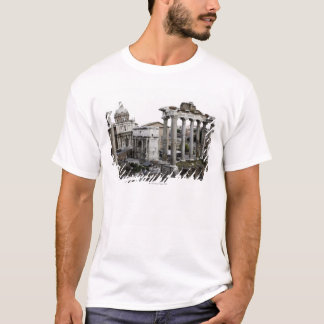 View of old ruin T-Shirt
