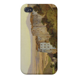 View of Olevano, 1821-24 Covers For iPhone 4