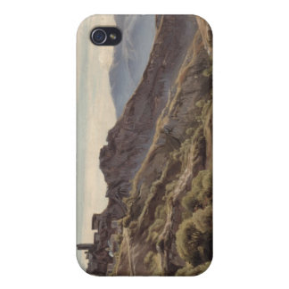View of Olevano Cover For iPhone 4